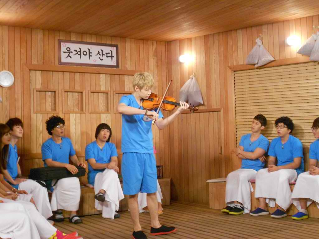 130701 Official Kbs Happy Together Season 3 Update Kyuhyun