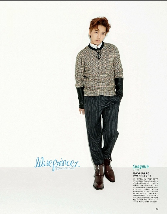 130721 Men's Club Magazine – Super Junior [HQ Scans] by blueprincez  (5)