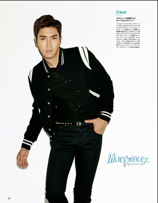 130721 Men's Club Magazine – Super Junior [HQ Scans] by blueprincez  (7)