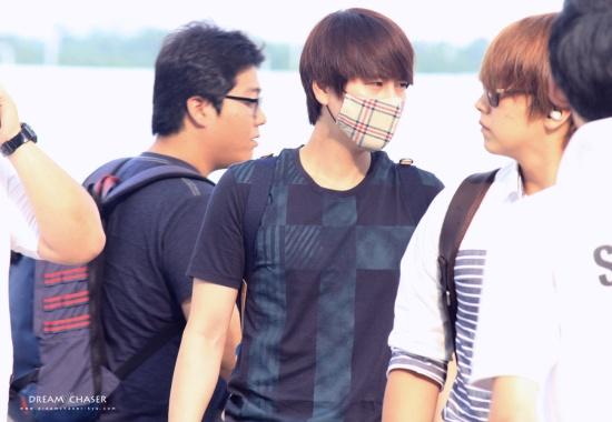130802 Kyuhyun at Incheon Airport (to Bangkok) by DreamChaser-Kyu (1)