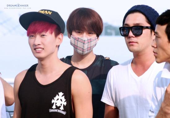 130802 Kyuhyun at Incheon Airport (to Bangkok) by DreamChaser-Kyu (5)
