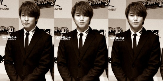 130806 Super Show 4 3D Premiere with Sungmin by ELeganceFab  (1)