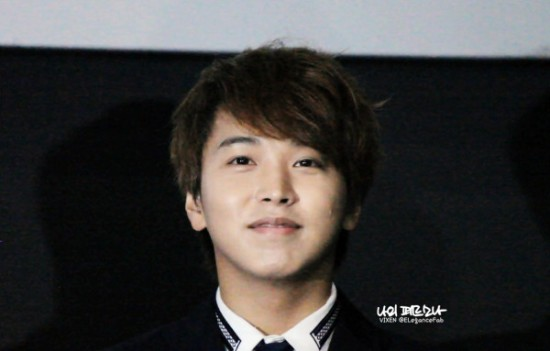 130806 Super Show 4 3D Premiere with Sungmin by ELeganceFab  (2)