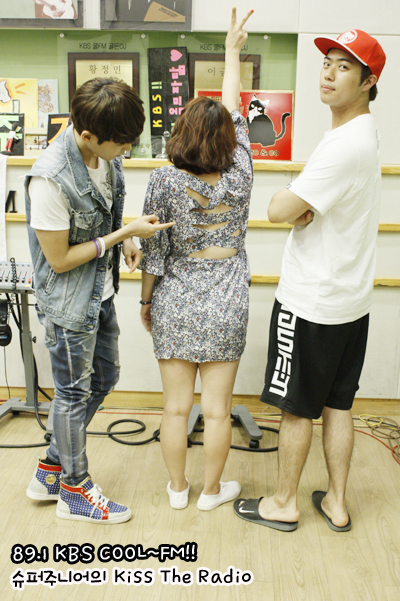 130808 Sukira (KTR) Official Update with Ryeowook (1)