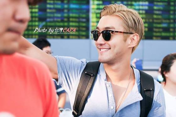 130809 OFFICIAL, Siwon at Taoyuan Airport (from Korea) by 台灣CAPA (2)