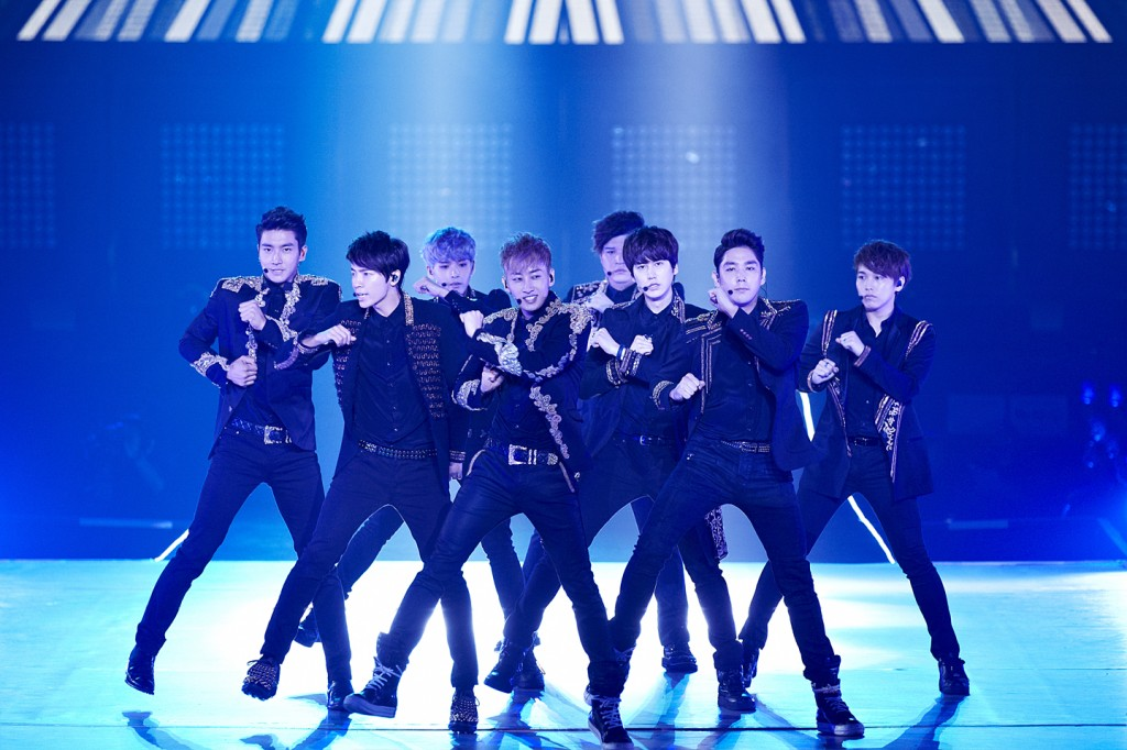 Super Junior, the Hallyu King – From 130821 |