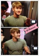 Siwon in HK1