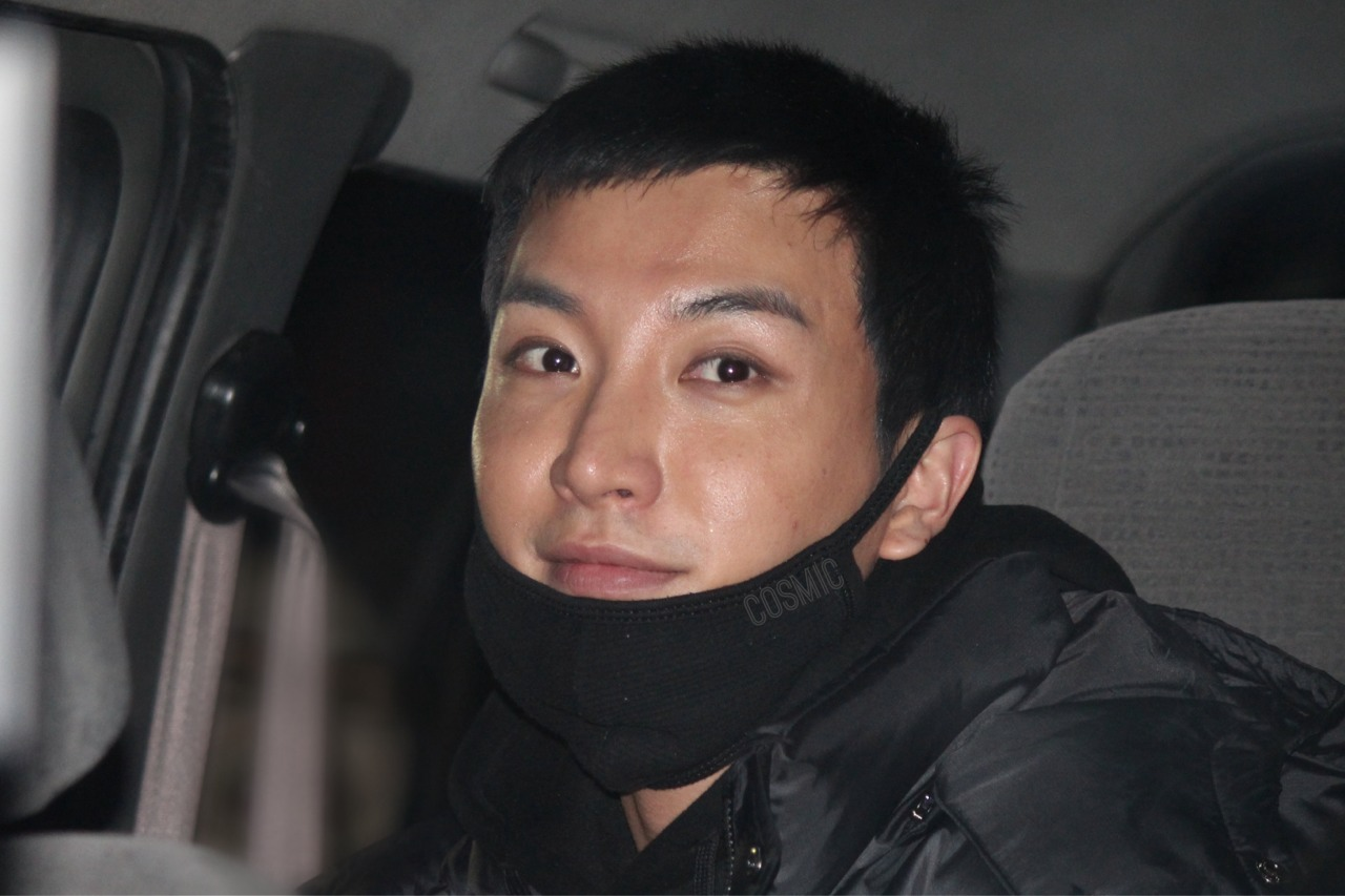 "After ""The Promise"" Musical with Leeteuk [4P] – From 130111"