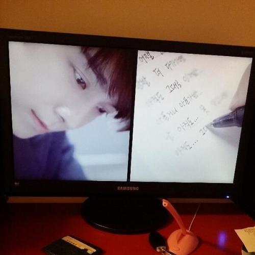 131217 Heechul IG update