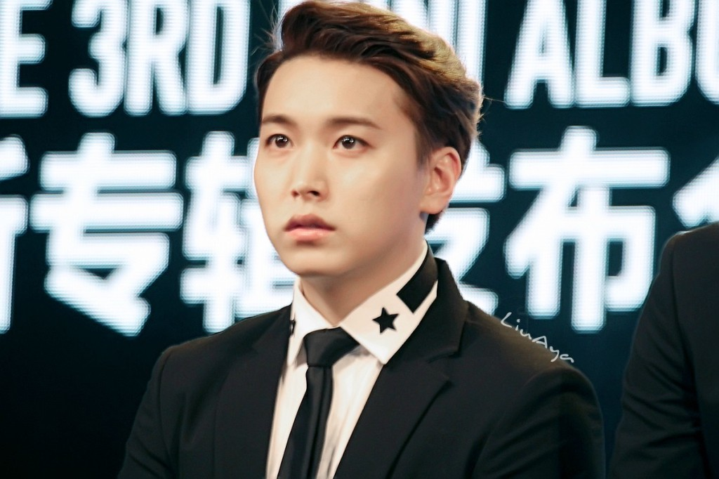 Super Junior Sungmin 2014