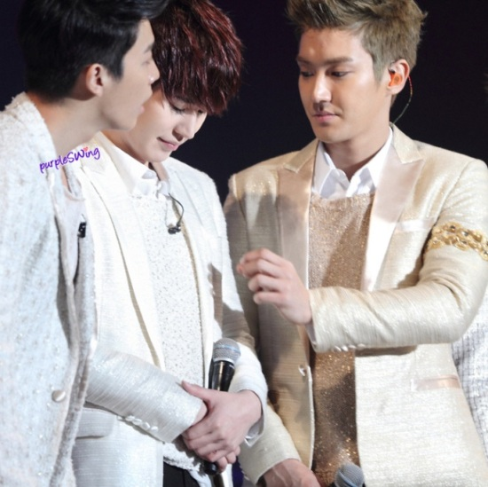 130119 Super Junior-M Nanjing Fanmeeting with Siwon and Kyuhyun cr- 詠_purpleSWing (1)