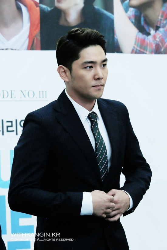 130911 [Travel Book] Super Junior Experience Korea Book Sign – Kangin by withkangin (2)