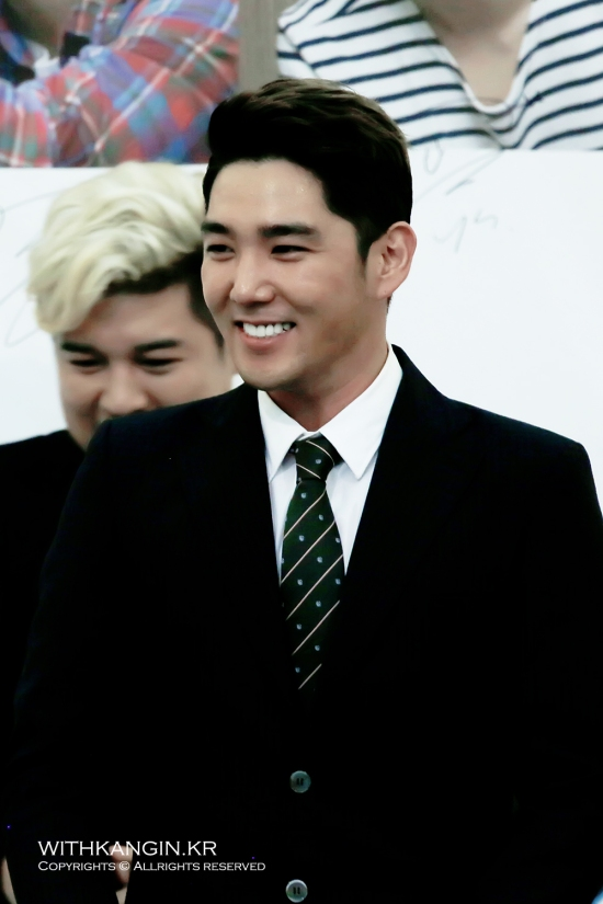 130911 [Travel Book] Super Junior Experience Korea Book Sign – Kangin by withkangin (5)