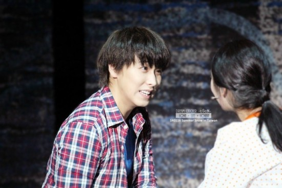 140116 'Summer Snow' Musical with Sungmin cr-usun_巴 (2)
