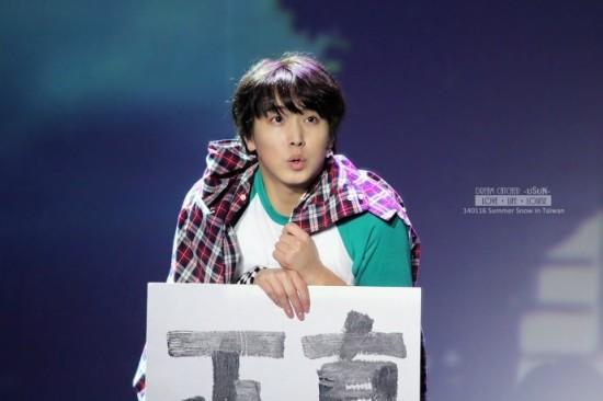 140116 'Summer Snow' Musical with Sungmin cr-usun_巴 (4)