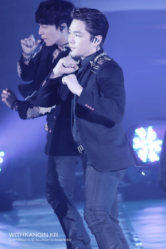 140222 Super Show 5 Tour in Beijing with Kangin by withkangin (22)