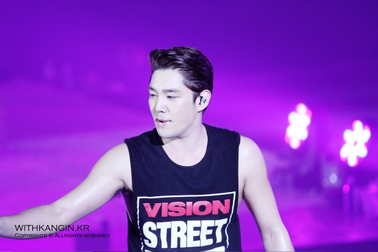 140222 Super Show 5 Tour in Beijing with Kangin by withkangin (24)