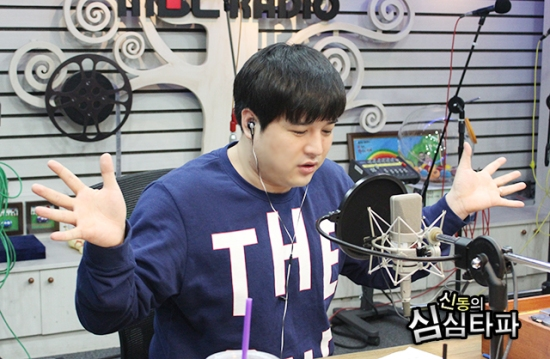 140401 MBC ShimShimTapa Official Update with Shindong (1)