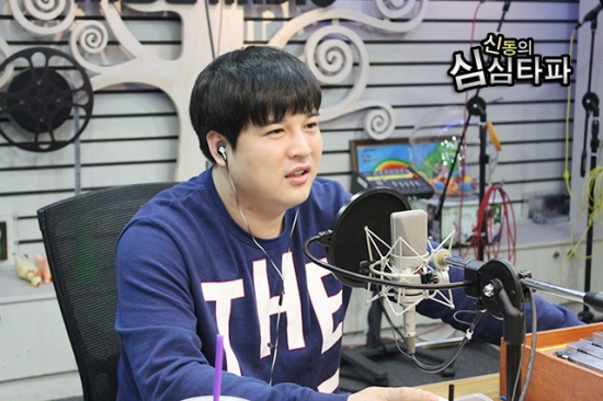 140401 MBC ShimShimTapa Official Update with Shindong (2)