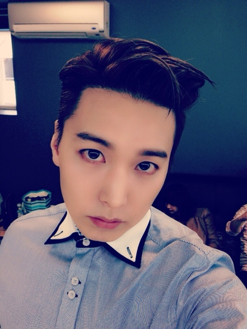 140406 Sungmin Blog Update