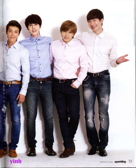 140406 Super Junior - M for Sparkling Magazine Spring 2014 Issue by Malyn @yinb   (3)