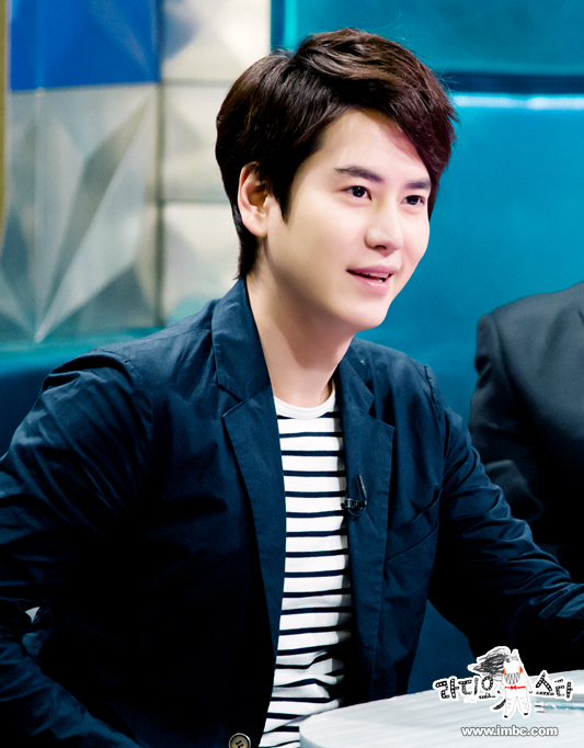 140407 MBC Radio Star Official Update with Kyuhyun [2P]  