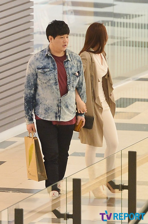 140411 official shindong on a date with kang shi nae 3p