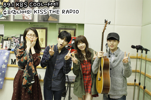 140413 Sukira (KTR) Official Update with Ryeowook (2)