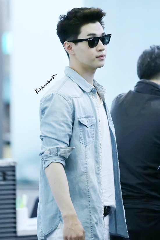 140414_Henry_at_Incheon1