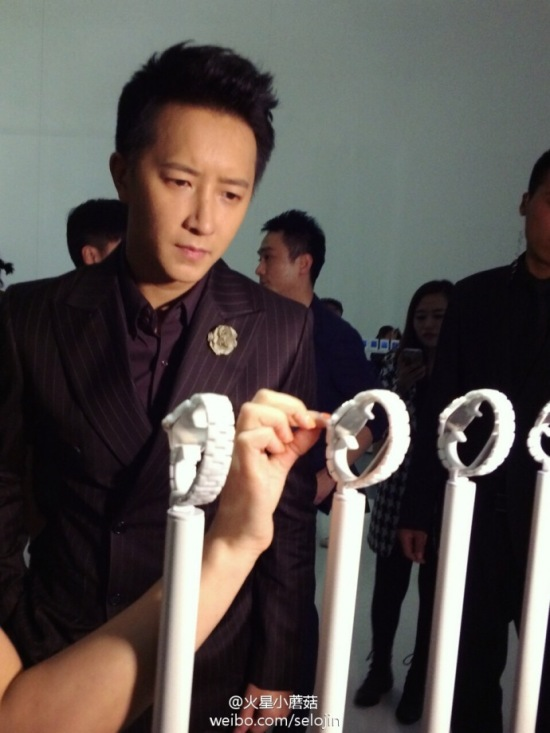 140416 Chanel Cocktail Party with Hangeng cr火星小蘑菇 (1)