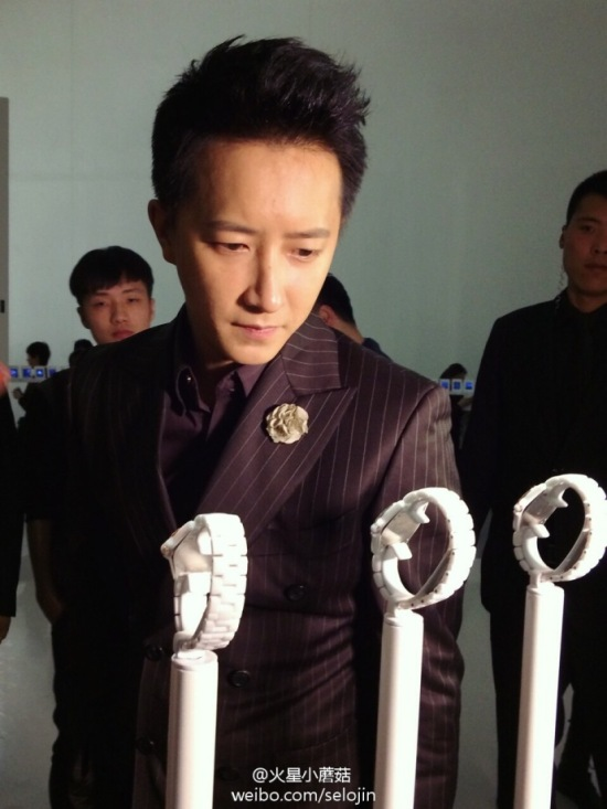 140416 Chanel Cocktail Party with Hangeng cr火星小蘑菇 (2)