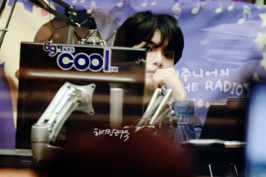 140416 Sukira (KTR) with Ryeowook cr- hearing ryeowook - babomeimei (2)