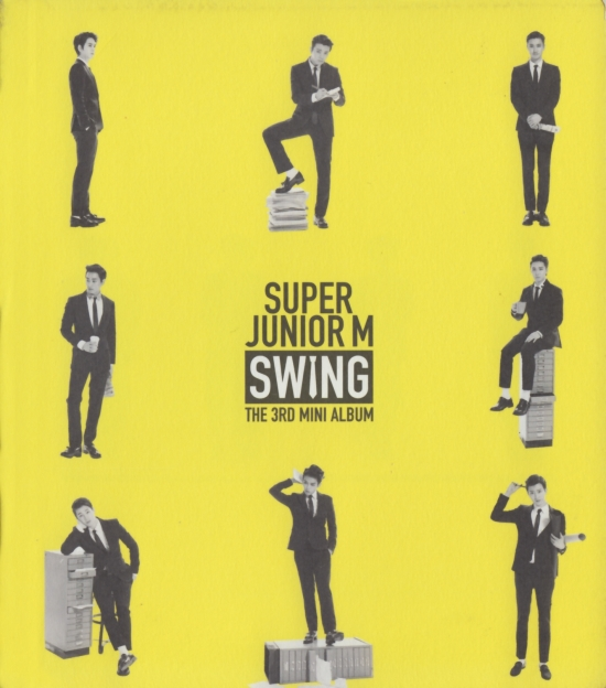 SUPER JUNIOR M SWING (01)