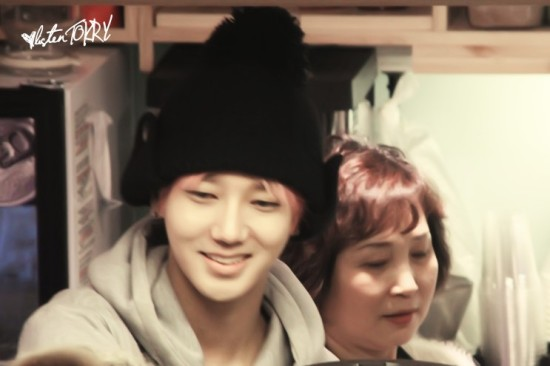 121219 Yesung 1
