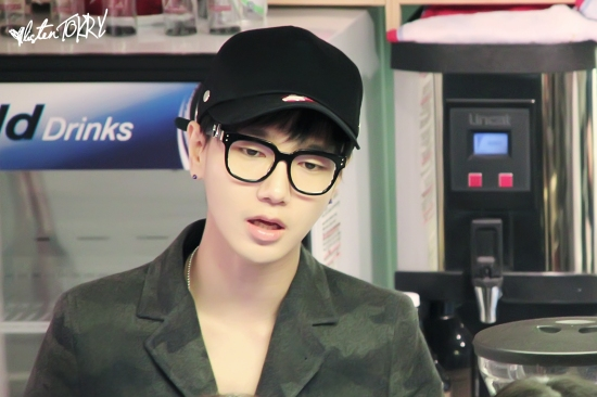 130119-yesung-at-MR-7