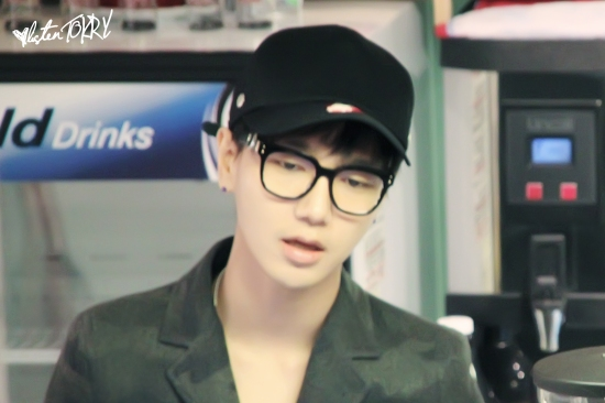 130119-yesung-at-MR-8