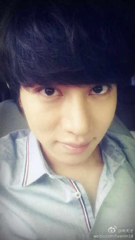 140710 heechul weibo 2