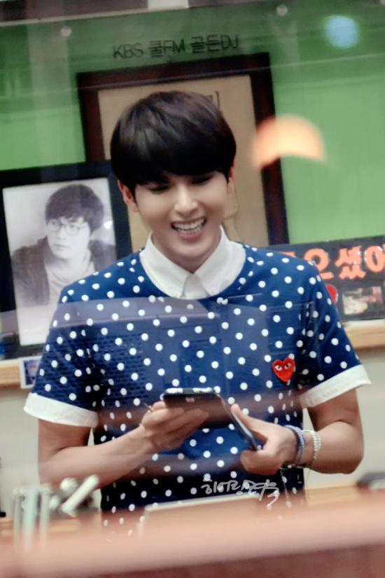 140716 Ryeowook 1