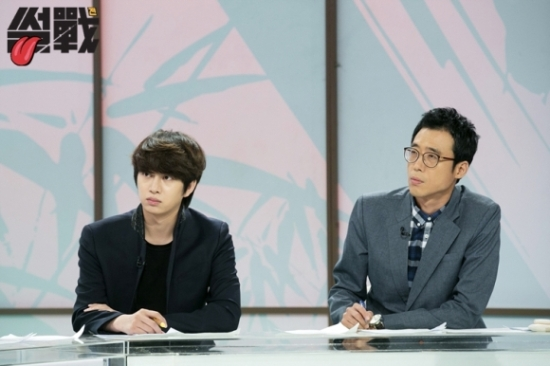 140717 war of words heechul1