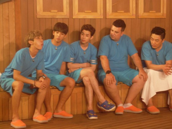 Kbs Happy Together 3 Official Update With Henry 12p From