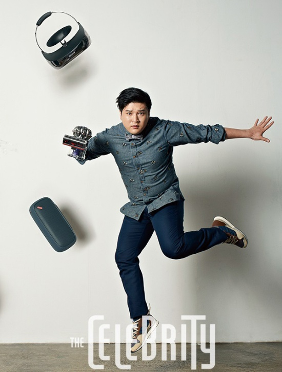 140730 the celebrity august issue shindong (1)