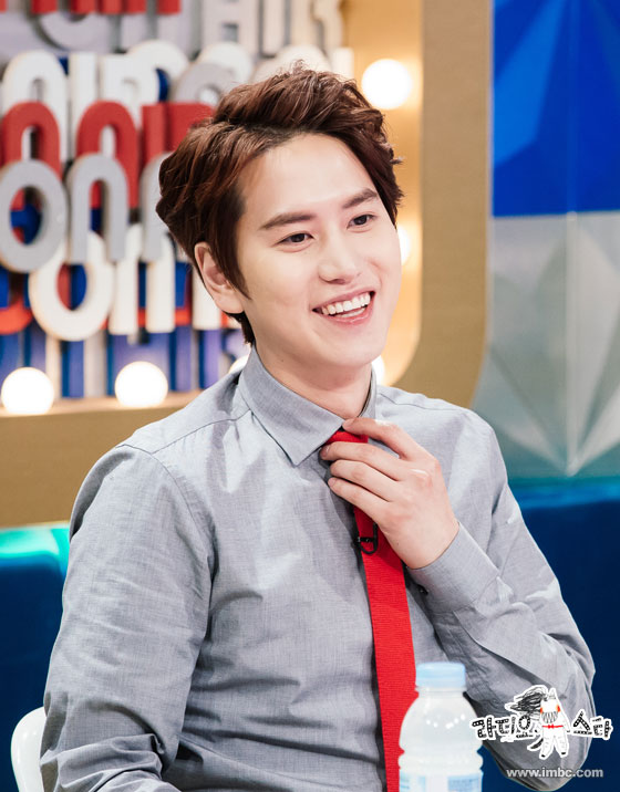 140804 MBC Radio Star Official Update with Kyuhyun [4P] |