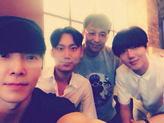 140812 Yesung Donghae