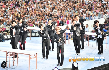 140815 smtown seoul with sj073