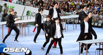 140815 smtown seoul with sj098