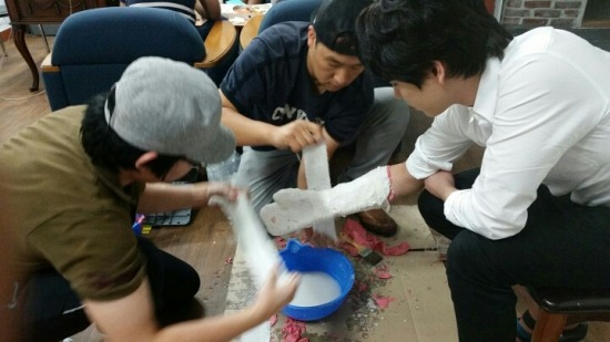 140816 secret board update with kyuhyun (2)