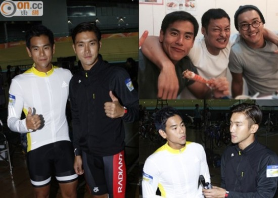 140820 to the fore filming siwon001