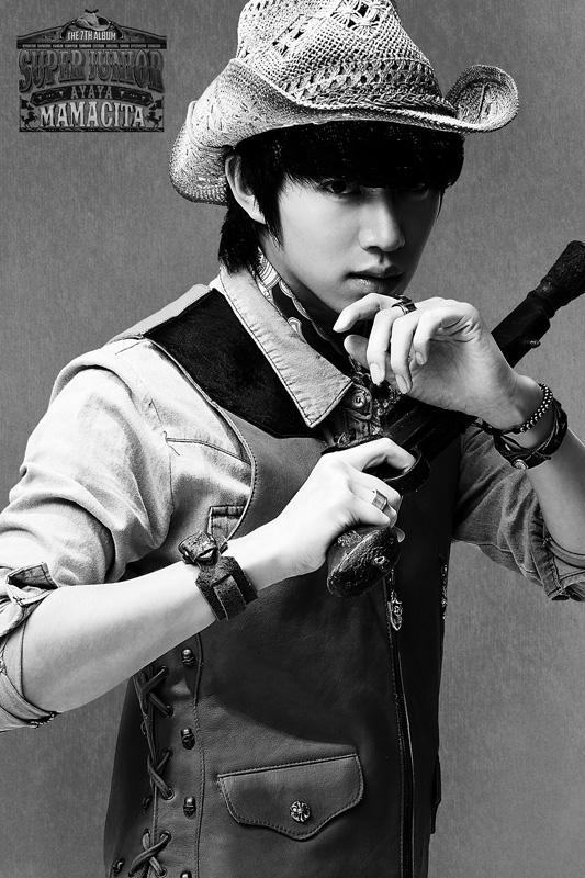 140821 Official, Super Junior 7JIB 'MAMACITA' Teaser
