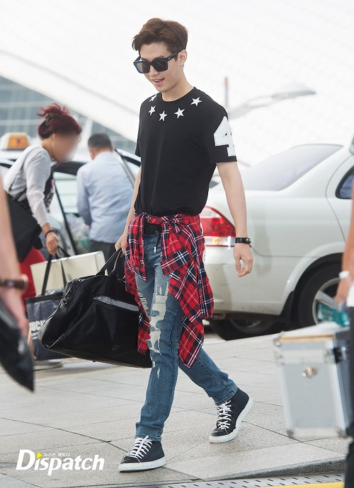 140823 sjm at incheon airport003