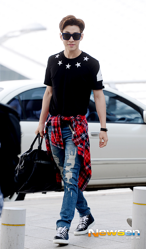 140823 sjm at incheon airport005